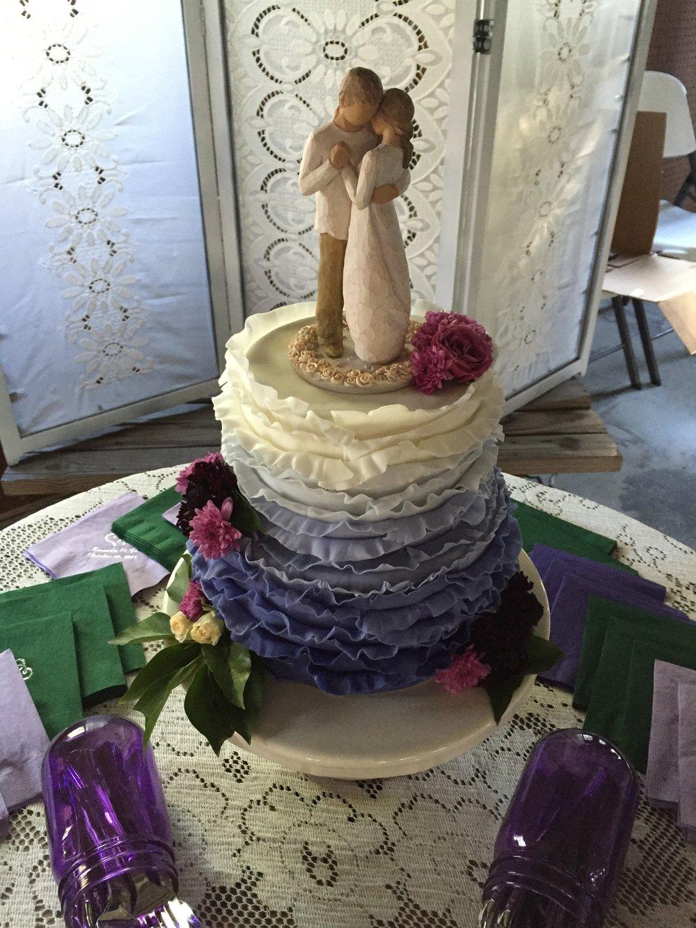 Gluten Free Wedding Cake