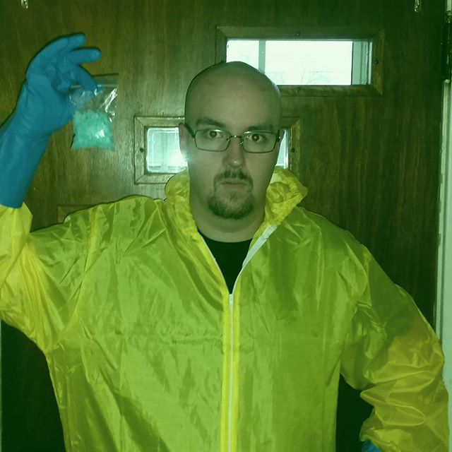 Come down to 8 Bytes tonight or Heisenberg will do crime to you. 8 PM sharp or the deal ain't going down. #meth