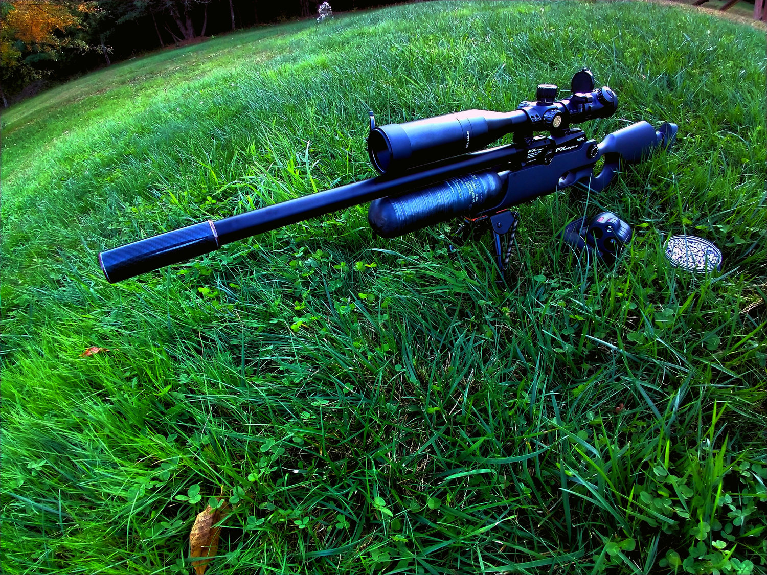 Project - FX Crown Moderator — Silent Thunder Ordnance