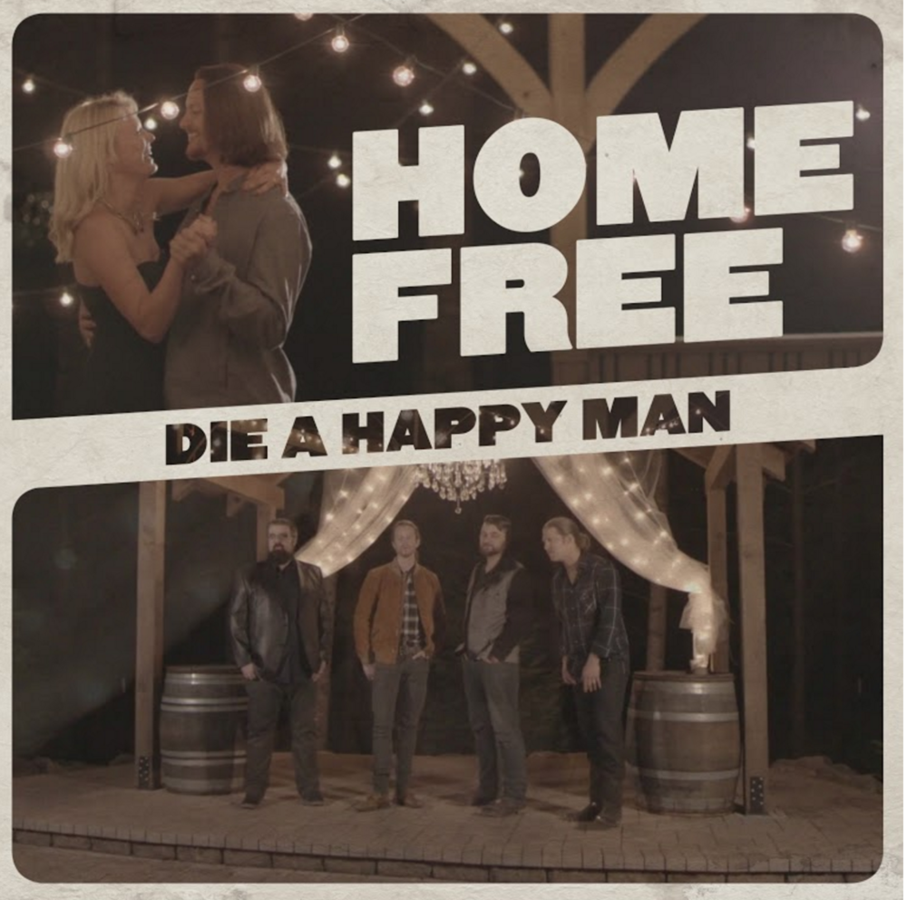 Die a Happy Man DARREN RUST Produced/Recorded/Arranged/Mixed