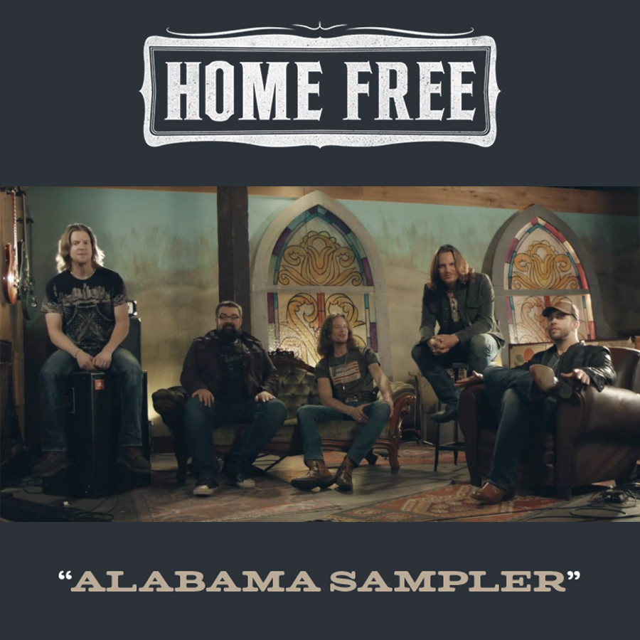 Alabama Sampler DARREN RUST Co-Produced/Recorded/Mixed