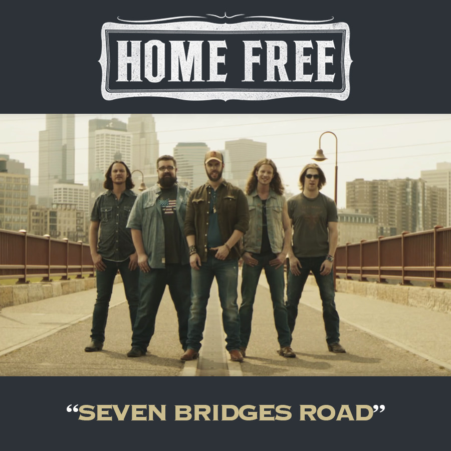 Seven Bridges Road DARREN RUST Produced/Recorded/Mixed