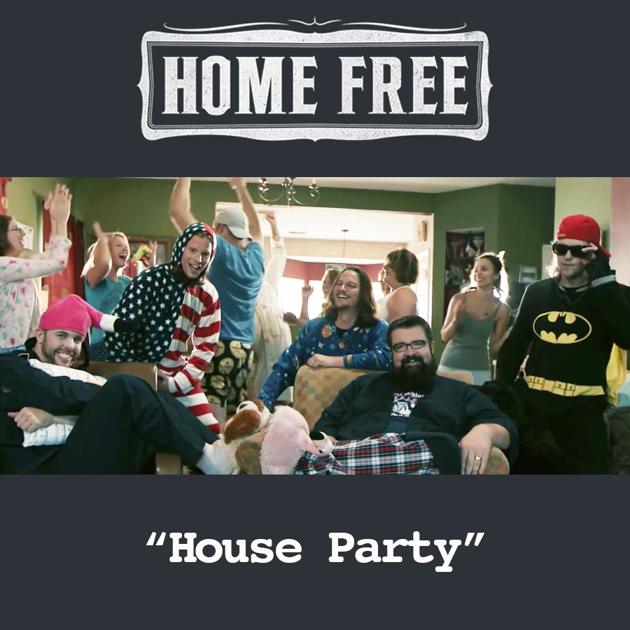 """House Party"" DARREN RUST Produced/Recorded/Arranged/Mixed"