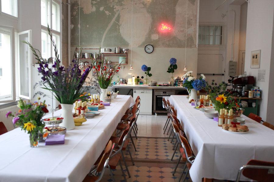 Zalando Blogger Apartment - Blogger Event