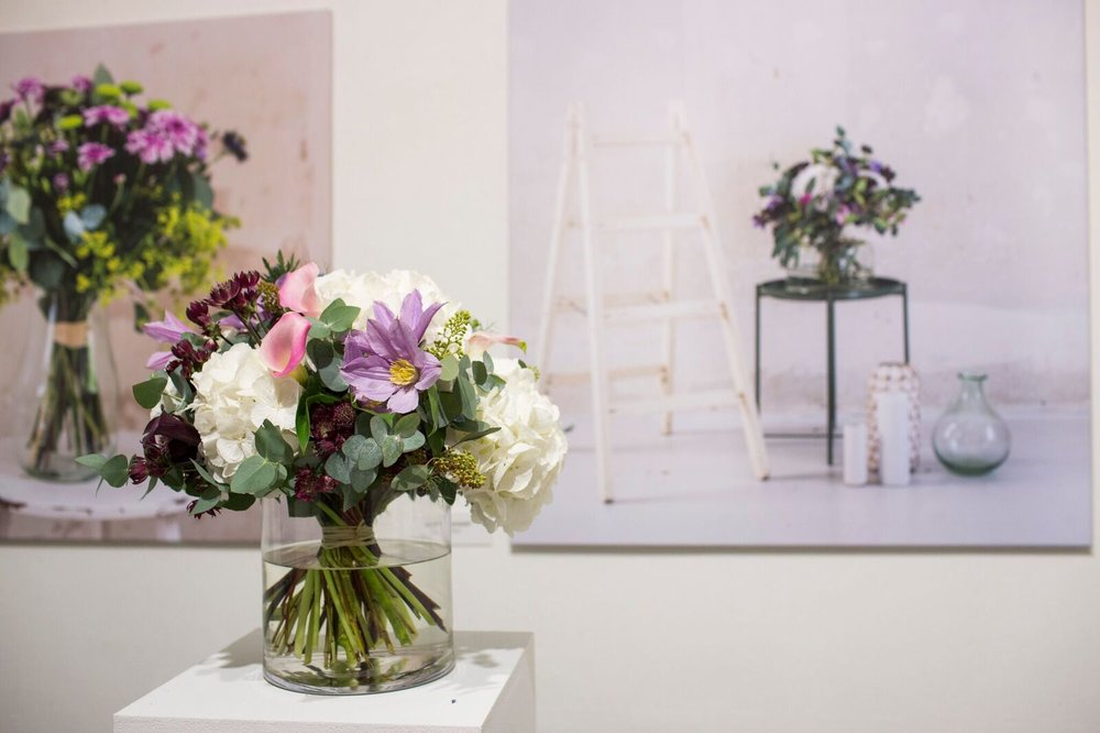 Favourite Flower Gallery - Blogger Event