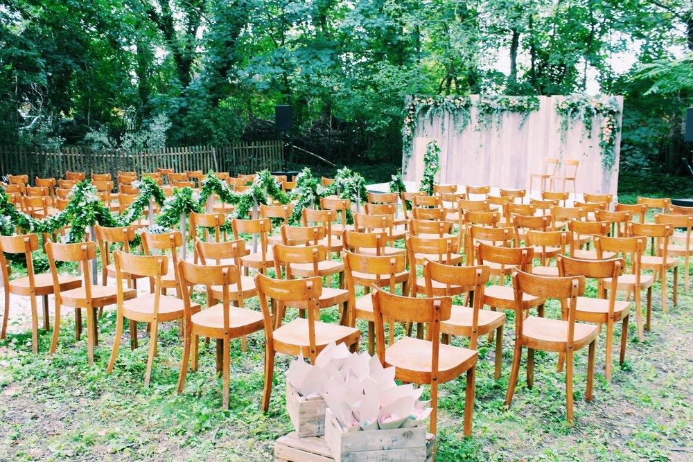 Wedding - Private Event