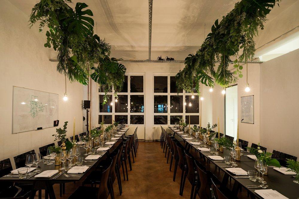 DCM - Dinner & Party