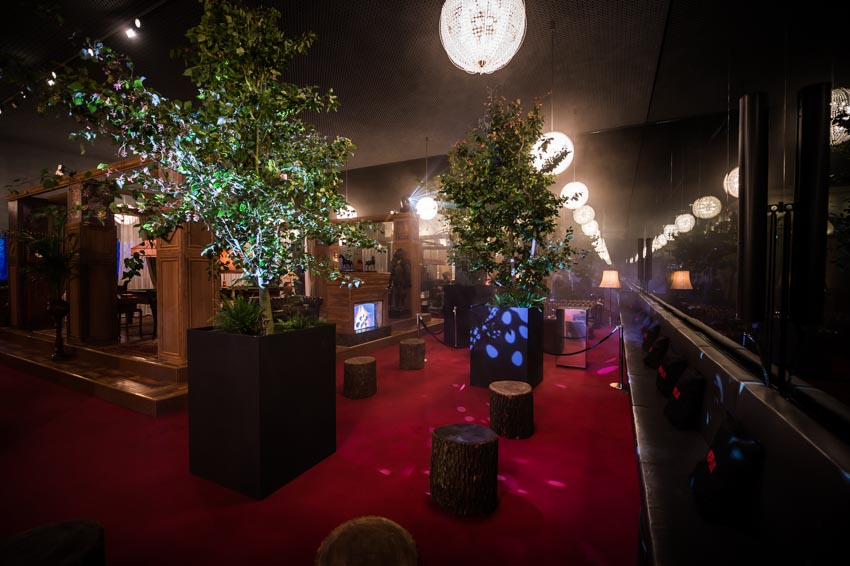 Netflix Launch Event Komische Oper Berlin Set Design
