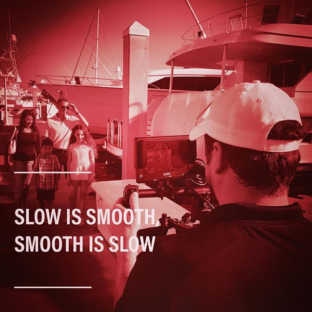Slow is Smooth, Smooth is Slow - Blog link in bio
