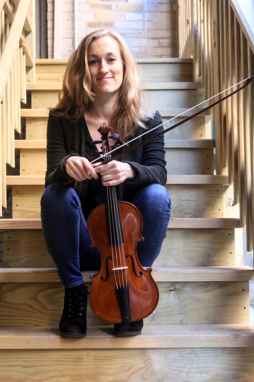 Susannah Foster violin lessons