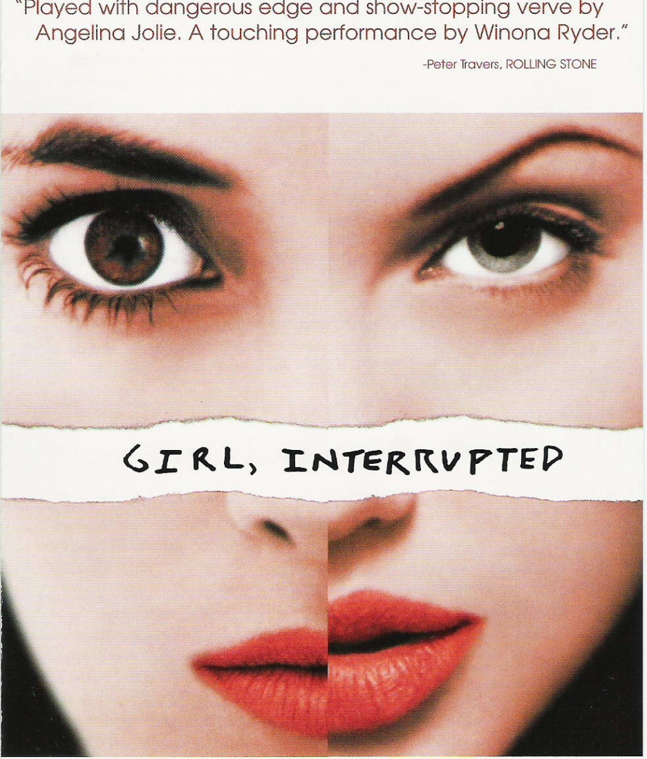 Girl, Interrupted (1999) Won: Best Actress in a Supporting Role(Angelina Jolie)
