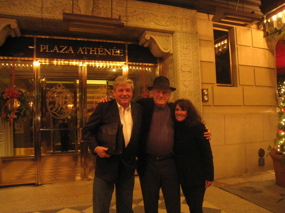 Gil Markle, Dick Wagner and Suzy Michelson - NYC, 2012  photo credit Kathleen S. Mueller Studiowner, Inc. all rights reserved.