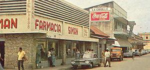 Farmacia Simán Barrio el Benque