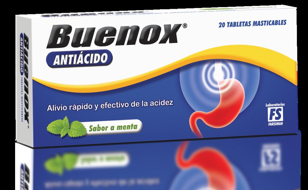 Buenox Tabletas