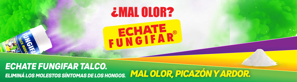 Banner Fungifar Talco
