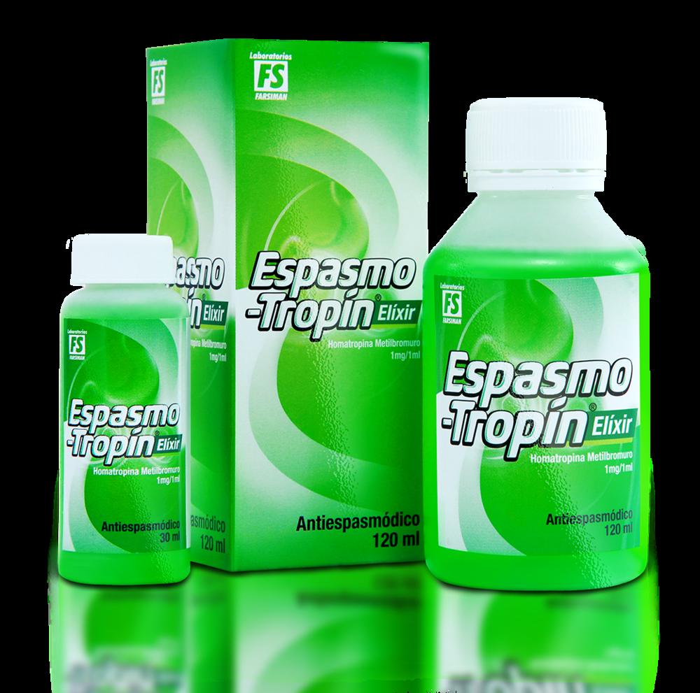 Espasmo-Tropín Elixir