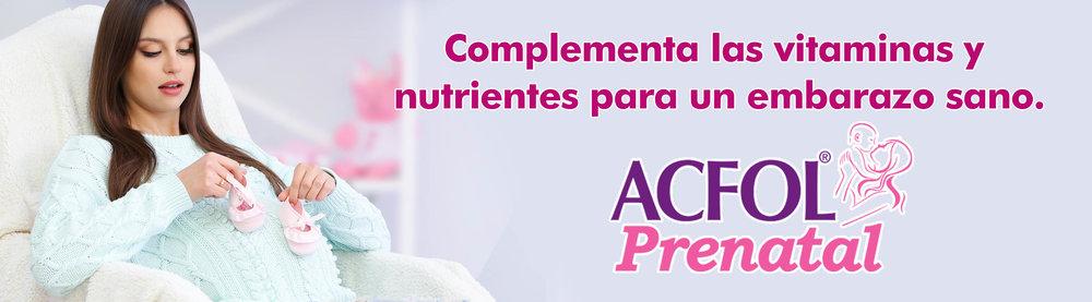 Banner Acfol Prenatal