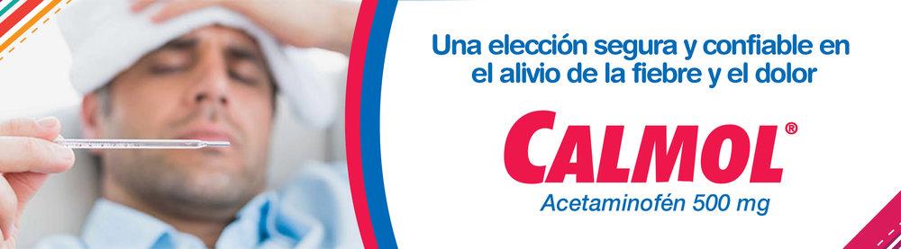 Banner Calmol