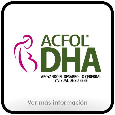 Botón Acfol DHA