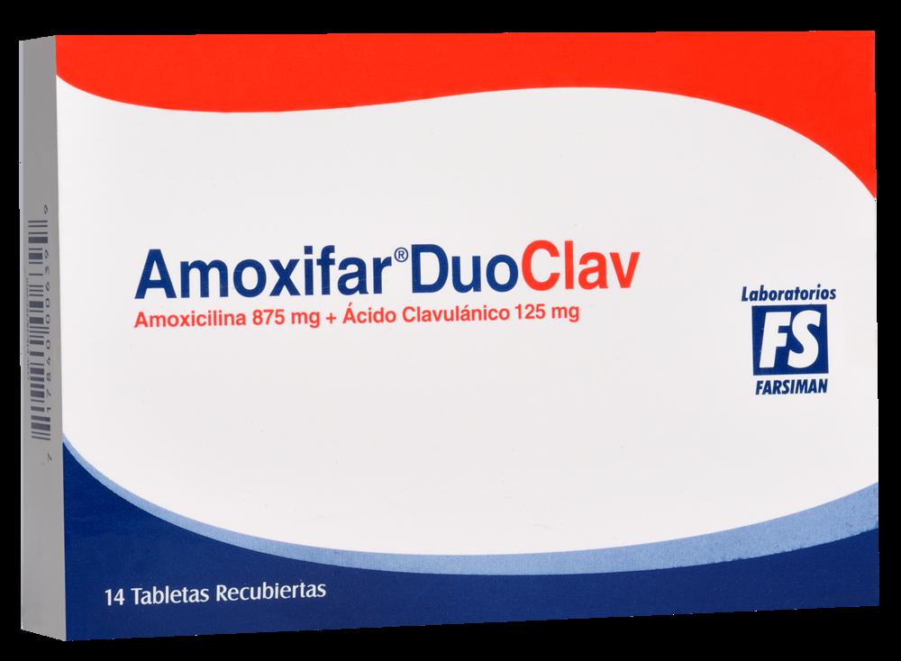 Amoxifar DuoClav
