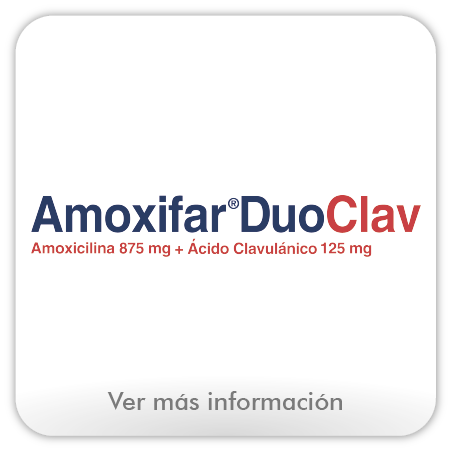 Botón Amoxifar DuoClav
