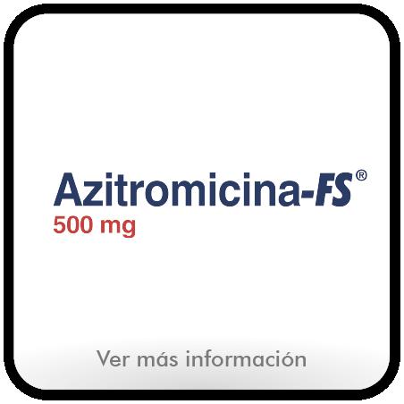 Botón Azitromicina FS