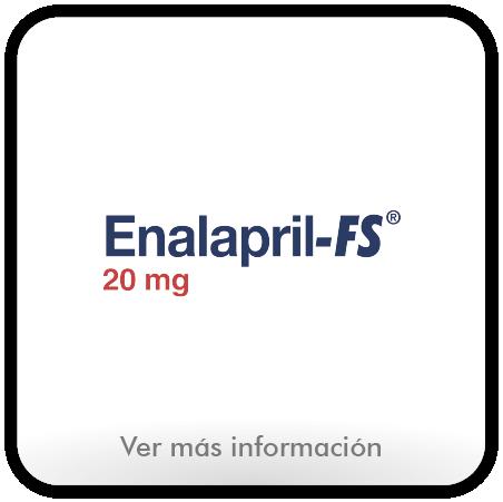 Botón Enalapril FS