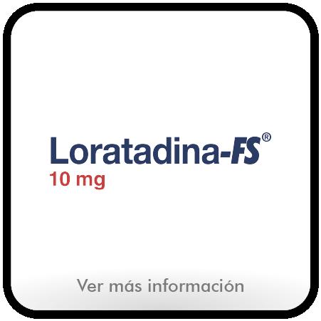 Botón Loratadina FS