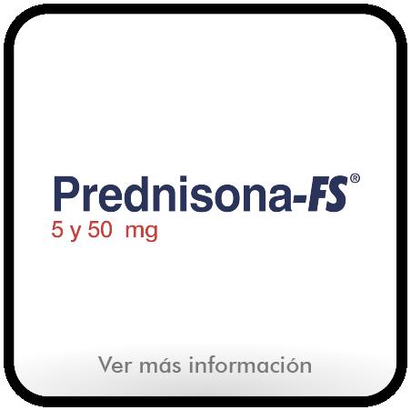 Botón Prednisona FS