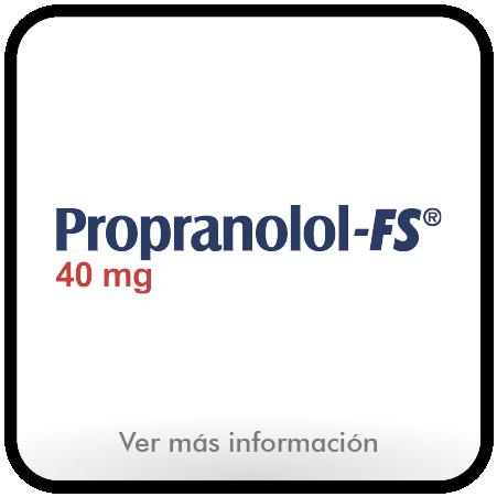 Botón Propanolol FS