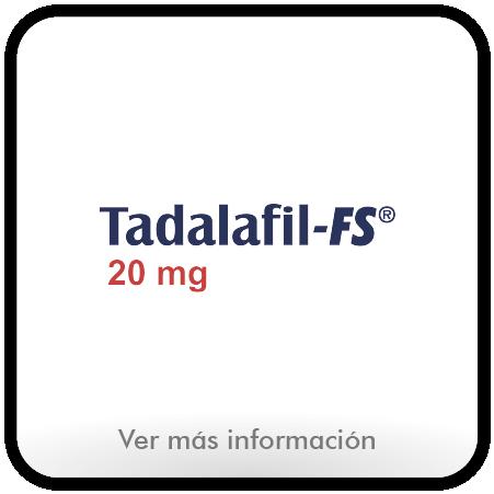 Botón Tadalafil FS