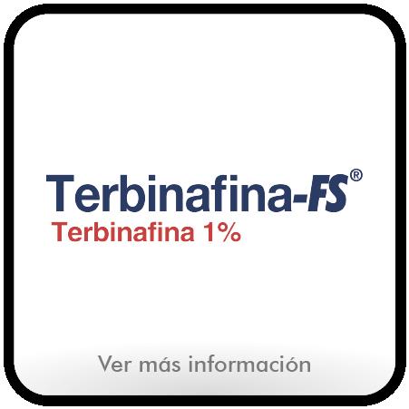 Botón Terbinafina FS