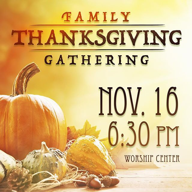 Join us Wednesday night for a time of songs, testimony, and scripture as we give thanks to God. 6:30 in the worship center @hunterstreetbaptistchurch