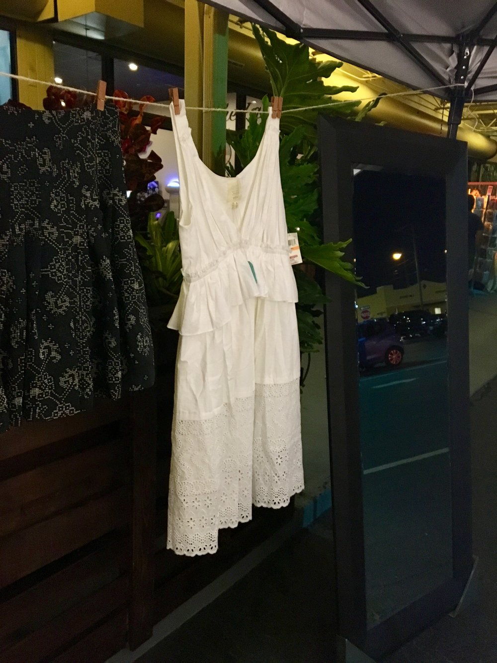 Valhalla in Tampa, Recycled Clothing Sale