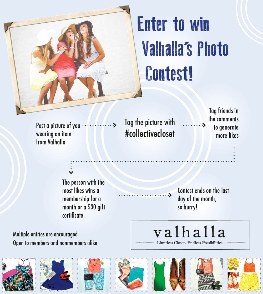 Valhalla Tampa Photo Contest - July