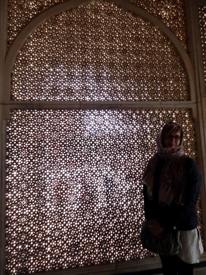Fatehpur Sikri in Agra, Uttar Pradesh