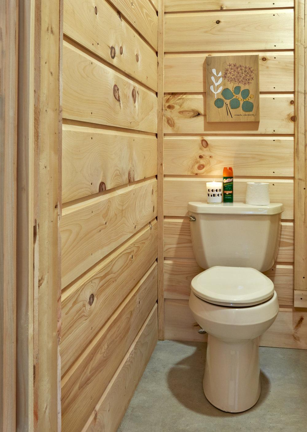 Bath House Throne
