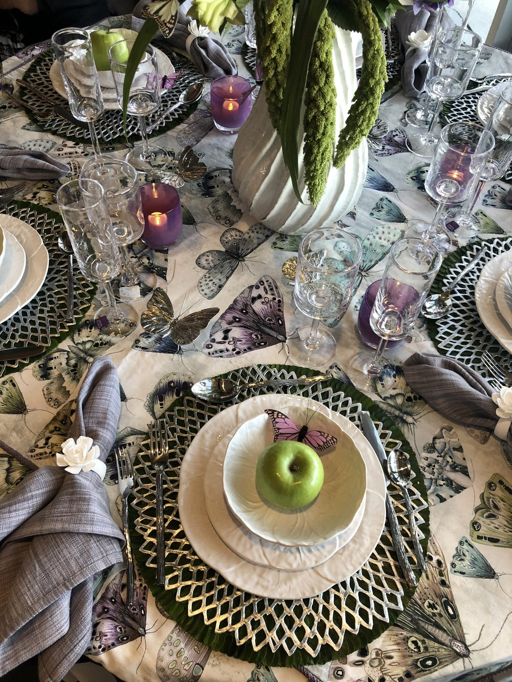 Design & Discovery Event - Place Setting