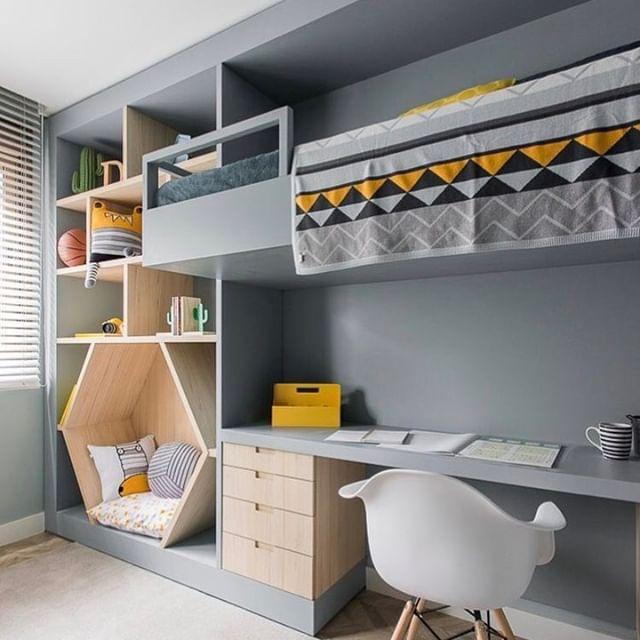 A kid's space designed with purpose and exuberance. Design: Carol Miluzzi #transitionaldesign #interiordetails #interiordesign #interiorarchitecture
