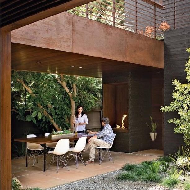 Bring the #insideout. Design: Sebastian Mariscal #homedesign #modern #interiorarchitecture #interiordesignideas