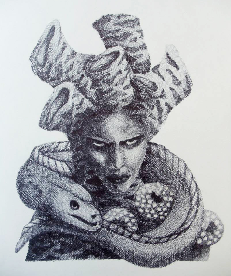 The Gorgon Stheno
