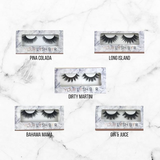 ALL LASHES ARE IN STOCK! Shop Now ✨🤗 Link in bio.