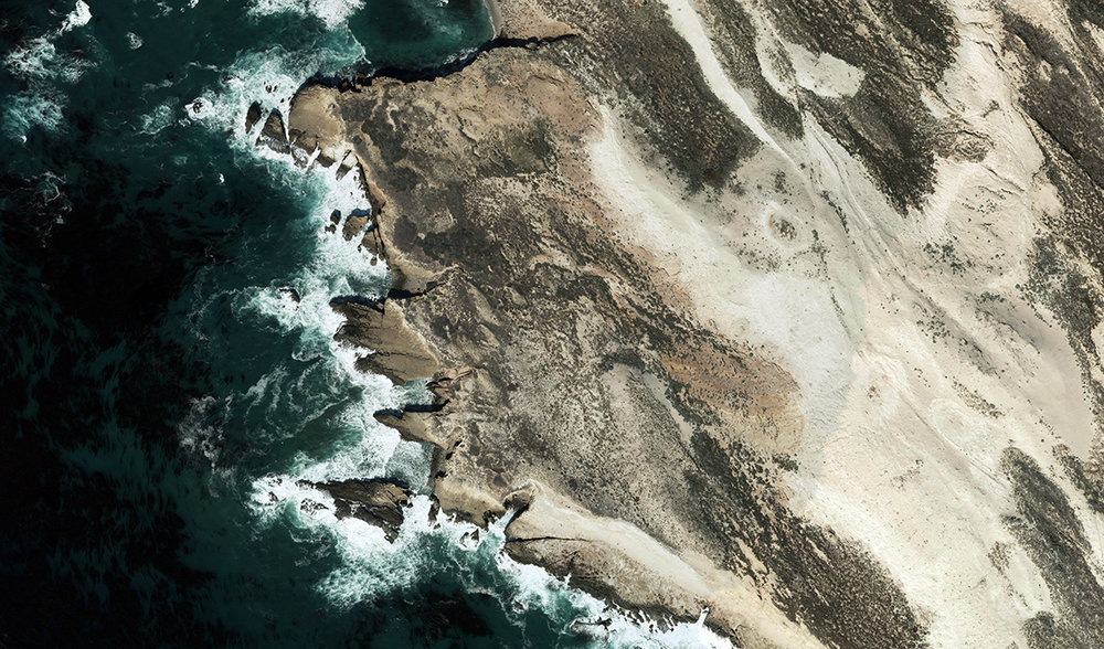 A cache believed to have been assembled by the Lone Woman was discovered on the windswept shore of San Nicolas Island, 61 miles off the coast of Los Angeles