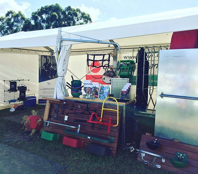 We are all set up at @equifest_au the sun is shining and we are excited & ready for a big weekend! Make sure you come and visit us, we are located in the main Dressage arena by A' sharing a stand with the wonderful @equi_ice products. #equifest #flaneurequine #qualitystableproducts #equestrian #equestrianaustralia
