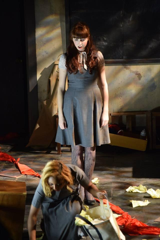 "Doll, ""365 Days/365 Plays"", 2015"