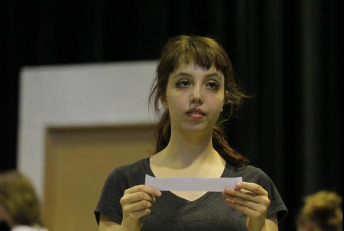 Voice class, 2014