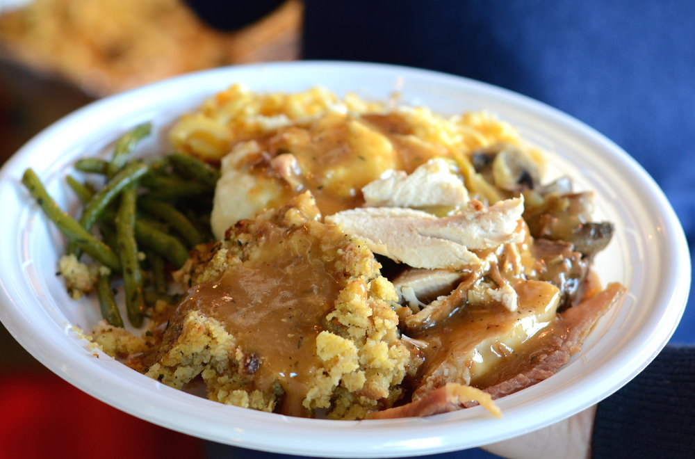Classic Thanksgiving eats + sweets for $18/person