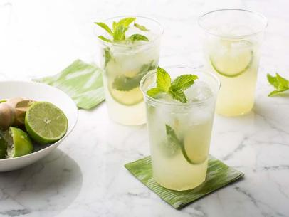 Mojito recipe from Food Nework