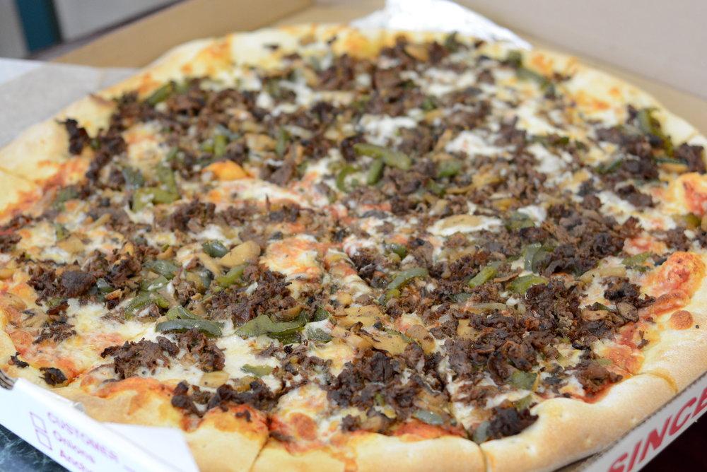 Cappy's Signature Pizzas - Cappy's Pizza (NYC)