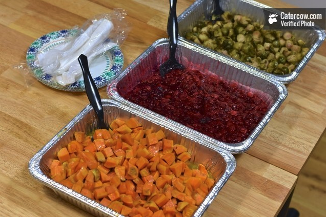 Just the Sides- Potluck Pack!  by Carving Board Catering (NYC)